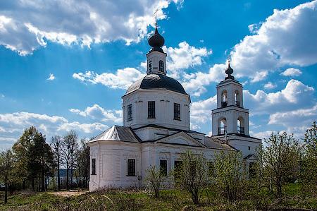 Церковь в Сунгурово